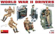 MiniArt WWII Drivers