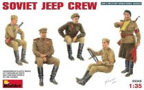 MiniArt Soviet Jeep Crew
