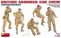 MiniArt British Amroured Car Crew