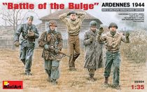 MiniArt Battle of the Bulge.Ardennes 1944