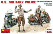 MiniArt US Military Police makett
