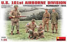 MiniArt U.S. 101st Airborne Division Normandy 44
