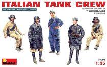 MiniArt Italian Tank Crew