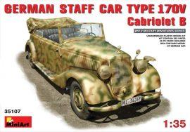 MiniArt German Staff Car Typ 170V Cabriolet B