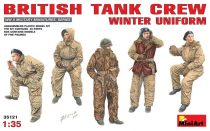 MiniArt British Tank Crew Winter Uniform