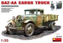 MiniArt GAZ-AA Cargo Truck makett