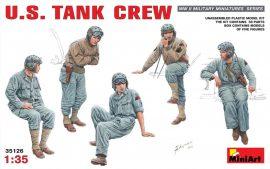 MiniArt US Tank Crew