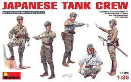 MiniArt Japanische Tank Crew