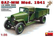 MiniArt GAZ-MM Mod. 1941 Cargo Truck makett