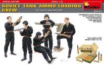 MiniArt Soviet Tank Ammo-Loading Crew Special E.