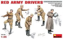 MiniArt Red Army Drivers