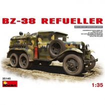 MiniArt BZ-38 Refueller makett