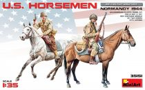 MiniArt U.S.Horsemen, Normandy 1944