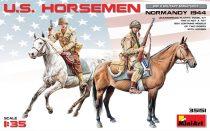 MiniArt U.S.Horsemen, Normandy 1944