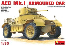 MiniArt AEC Mk 1 Armoured Car