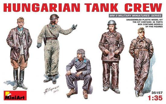 MiniArt Hungarian Tank Crew
