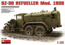 MiniArt BZ-38 Refueller Mod 1939 makett