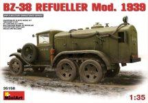 MiniArt BZ-38 Refueller Mod 1939