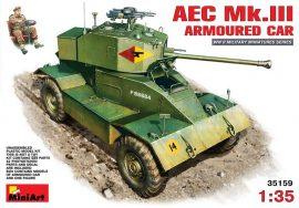MiniArt AEC Mk 3 Armoured Car