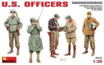 MiniArt U.S. Officers