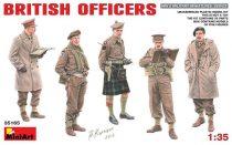 MiniArt Britisch Officers