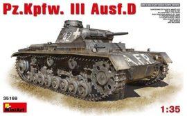MiniArt Pz.Kpfw. III Ausf. D