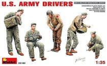 MiniArt U.S. Army drivers