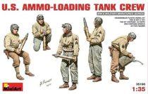 MiniArt U.S. Ammo-Loading Tank Crew