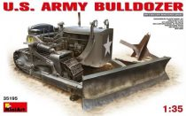 MiniArt U.S. Army Bulldozer makett