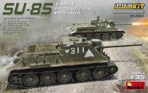 MiniArt SU-85 Mod.1944 (Early) w/Interior makett