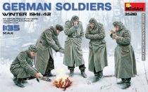 MiniArt German Soldiers (Winter 1941-42)