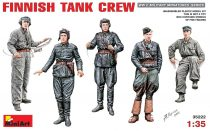 MiniArt Finnish Tank Crew
