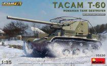 MiniArt Tacam T-60 Romanian Tank Destroyer - Interior Kit makett
