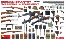 MiniArt German Infantry Weapons & Equipment