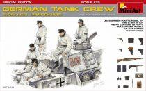 MiniArt German Tank Crew (Winter Uniforms) Special Edition