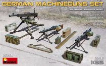 MiniArt German Machineguns set