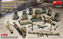 MiniArt Panzerschreck RPzB.54 & Ofenrohr RPzB.43 Set