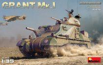 MiniArt Grant Mk.I makett