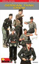 MiniArt German Tank Crew. Special Edition
