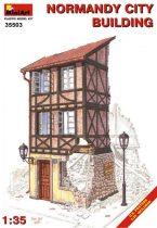 MiniArt Normandy City Building