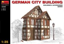MiniArt German City Building