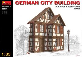 MiniArt German City Building