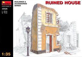 MiniArt Ruined House