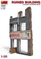 MiniArt Ruined Building