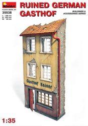 MiniArt Ruined German Gasthof