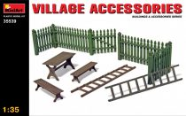 MiniArt Village Accessories