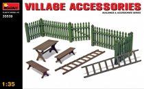 MiniArt Village Accessories