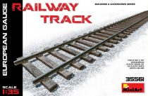 MiniArt Railway Track (European Gauge) makett