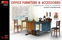 MiniArt Office Furniture & Accessories