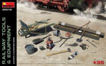 MiniArt RAILWAY TOOLS & EQUIPMENT